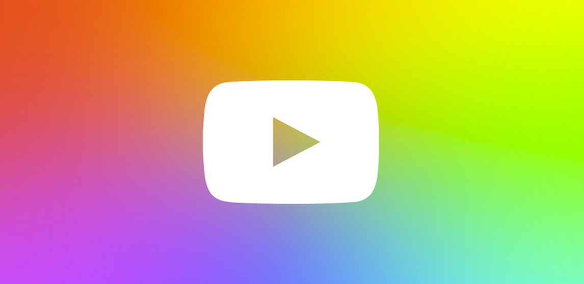 RT @YouTube: We?re proud to stand with the LGBT community to support #equality. http://t.co/QeNiUyoJWp http://t.co/6vm0Rm2qgs