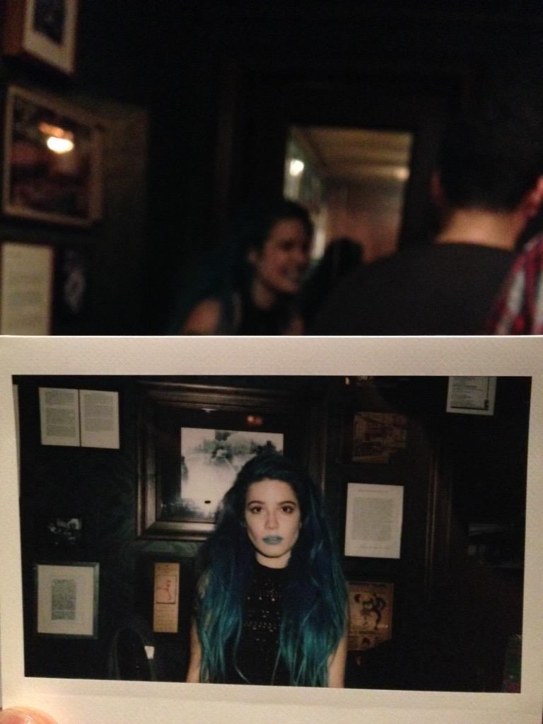 Our girl @halseymusic KILLED it. http://t.co/tpGuF7hOnU