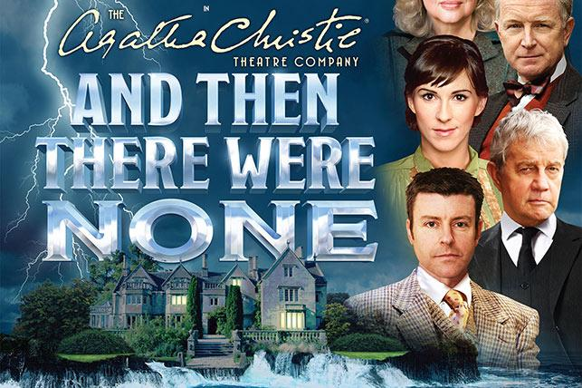 Two tickets up for grabs to see And Then There Were None at the @TheatreRBath. RT to enter! http://t.co/CRfUFb4bkn http://t.co/4EzjGVrs03