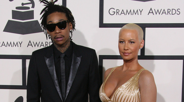 Amber Rose 'still in love' with ex Wiz Khalifa: 'My heart beats for him'