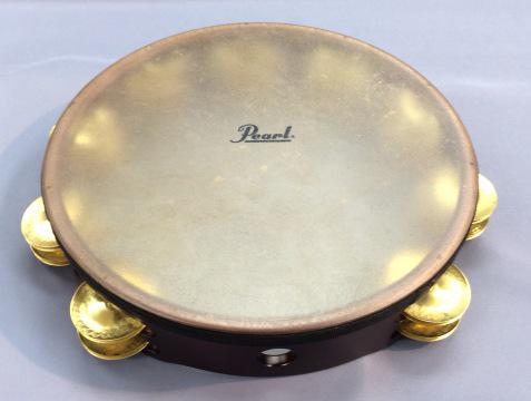 【Percussion city】 Pearlからシンフォニックタンバリンが新発売となりました!! 本皮使用の本格的なタンバリンです^^ ソフトケース付きで2万円(税抜き)はお買い得!! 是非ご注目ください* http://t.co/qj1lfPHD5r
