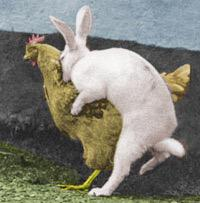 And that kids, is how Easter eggs are made. http://t.co/hCIZ74fWBb