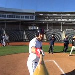 RT @Indians: Ever wondered what it's like at the end of Jason Kipnis' bat? Let us show you.   WATCH: http://t.co/Ay26BGOAlr
