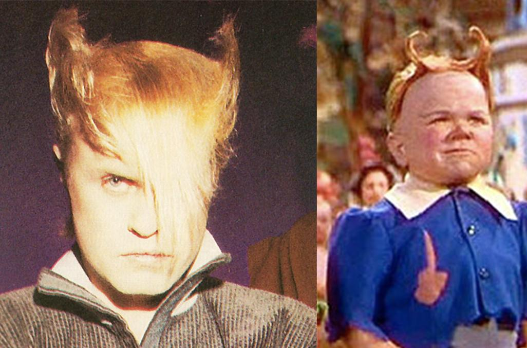 Flock Of Seagulls Haircut Vs Wizard Of Oz Munchkin Scoopnest