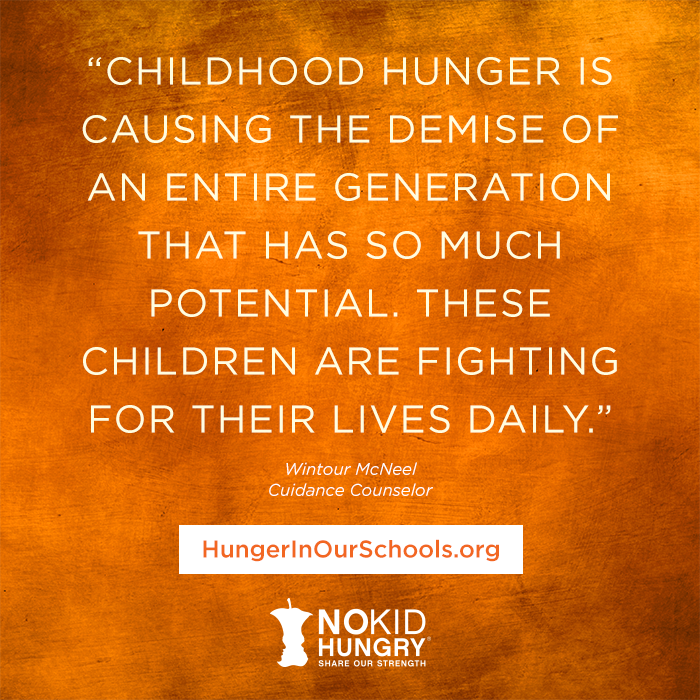 Hunger keeps kids from succeeding in schools. But there is a solution: http://t.co/1A6JgbMaYD. #NoKidHungry http://t.co/53w9ynQkmD