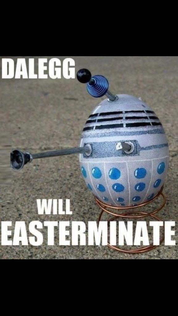 Happy Easter weekend Doctor Who fans... http://t.co/37Pk9EAGuB