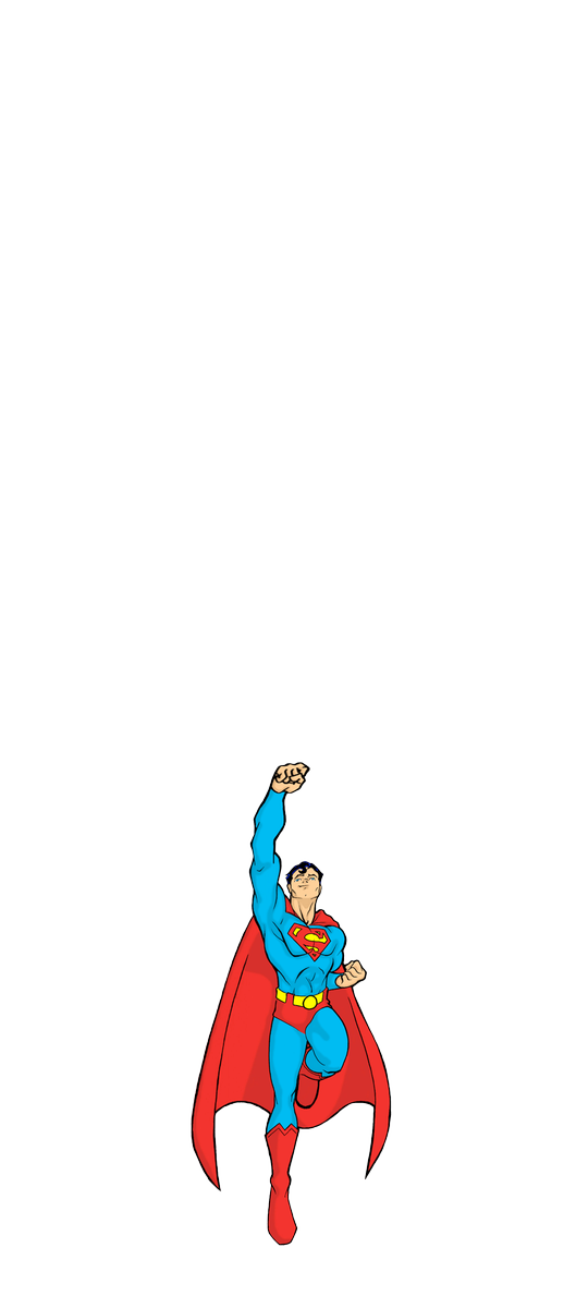 Of. Superman'in Twitter uçuşu. Muthis.  http://t.co/lre0bw6SNZ