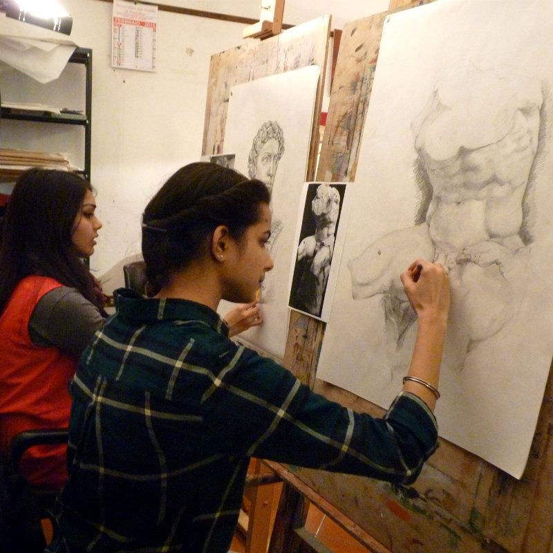 Drawing and Painting classes #Florence #anatomy #lifedrawing #portrait #summerworkshops http://t.co/gMVfoHaBYy http://t.co/Rd5GBjqZGh