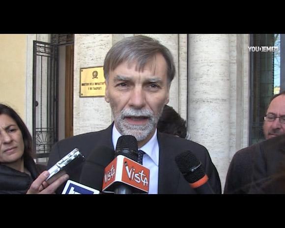 #mit @graziano_delrio 'Con Cantone fianco a fianco per trasparenza e lotta a corruzione' VIDEO http://t.co/sIEHW9ZqYv http://t.co/YCaUecKvOk