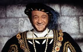 If you enjoyed Wolf Hall, you may enjoy Carry On Henry - about to start on ITV3 http://t.co/aHzLH8IXl3