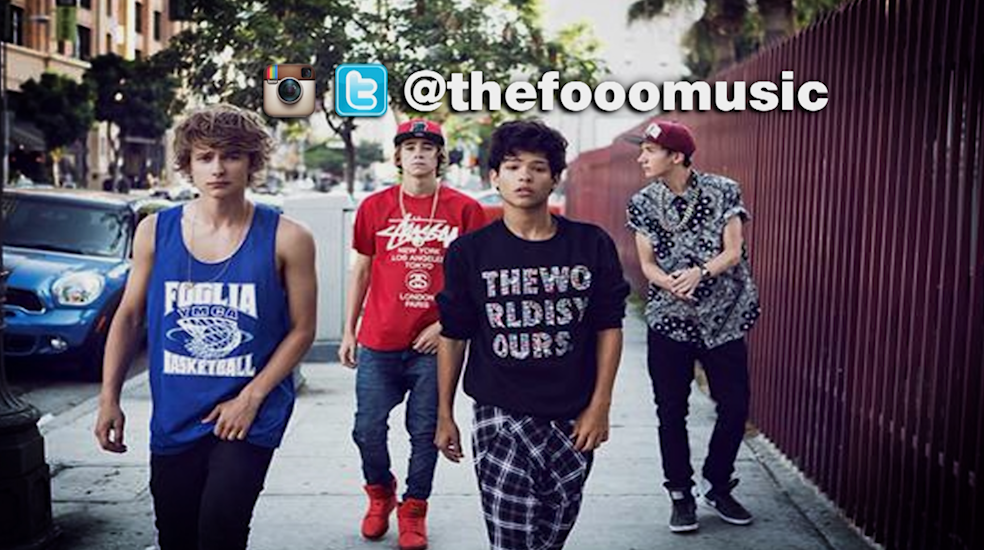The Fooo Conspiracy Performs Live in Studio! #TheDailyBuzz #DailyBuzzTV http://t.co/fnXZSs9CEA! http://t.co/L8OewdgvHE