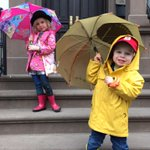 Even though it's raining, the warm weather of NYC makes for a very #GoodFriday. Enjoy your weekend!
