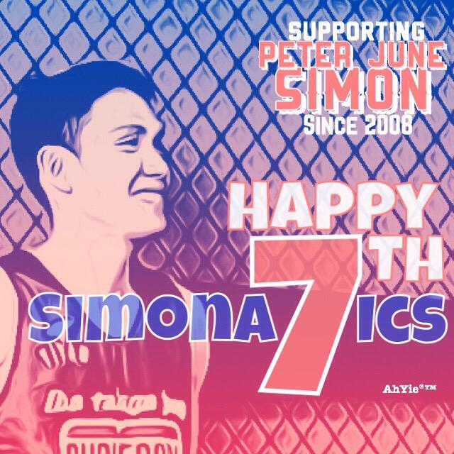 Happy 7th Anniversary Simonatics!!