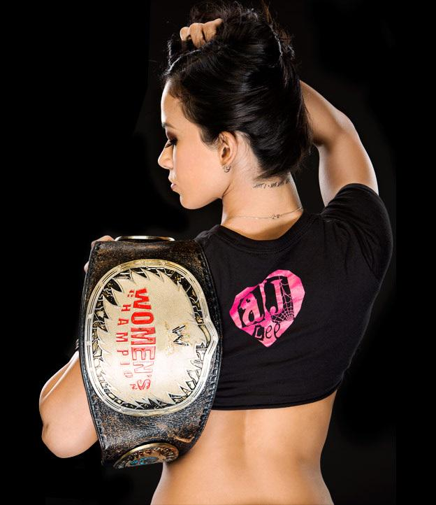 """""""I've gone from being a little poor girl in New Jersey to being the best Diva in the world."""" -AJ  #ThankYouAJ #AJLee http://t.co/RfsEJ8GaKF"""