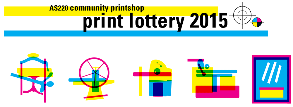 Print Lottery 2015 is live! Support community #printmaking thru our lotto or #indiegogo http://t.co/6dPvUSnh3c #AS220 http://t.co/j14tkXkEru