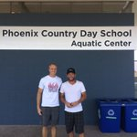 RT @PhoenixSwimAZ: Thanks for dropping by today @lancearmstrong! Hope you enjoyed your swim! http://t.co/U3NH6y7254