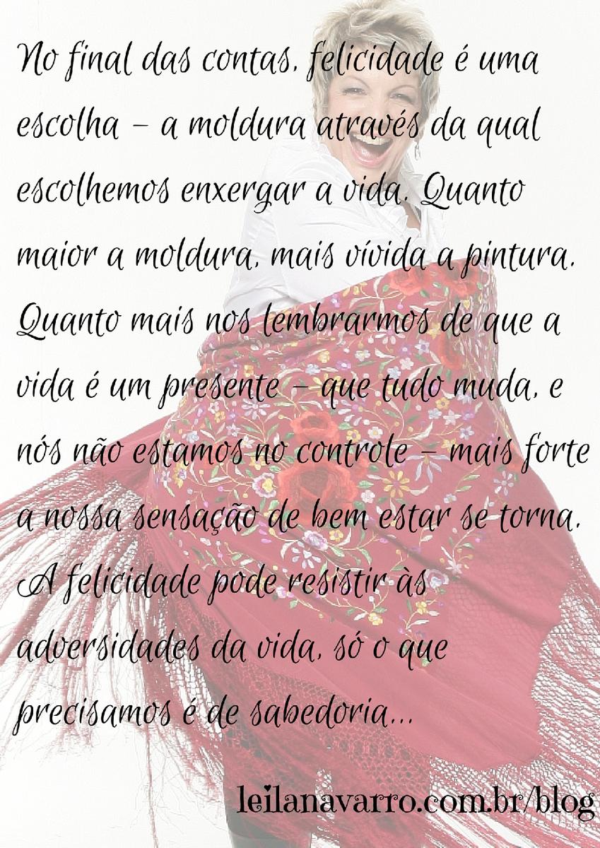 Mensagem especial... #Blog #LeilaNavarro #Palestras #Trecho #Artigo http://t.co/mBpFbPyRvH