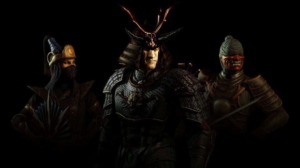 SAMURAI PACK: Jingu Kitana, Samurai Shinnok, Ronin Kenshi. #MKX #WhosNext http://t.co/UYEVkbW6zC