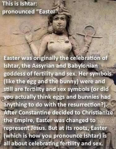 So Easter should be a shagfest! RT @Adsy_1: Well, there you go… http://t.co/e8MNGgfOGQ