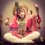 Jai Bajrang Bali. Wishing you all a blessed #HanumanJayanti http://t.co/4ewmRrEjO5