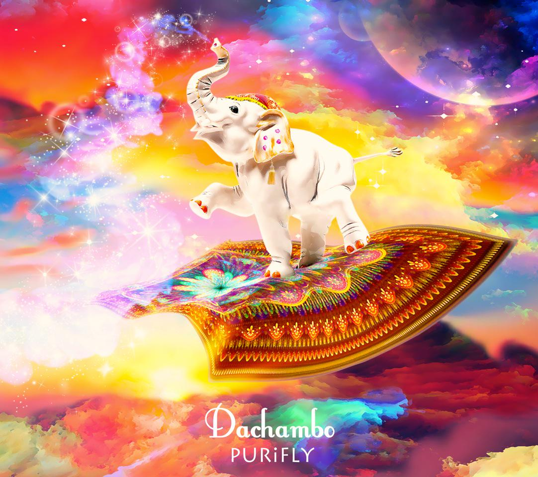 DACHAMBO 6th NEW ALBUM 【PURiFLY】遂に完成!!!  6/17日本全国販売開始! 価格 : 2,500円(税込)  5/4(みどりの日)代官山UNIT 「 Feel The LIGHT ! 」にて先行発売! http://t.co/nGhRUV7CZq