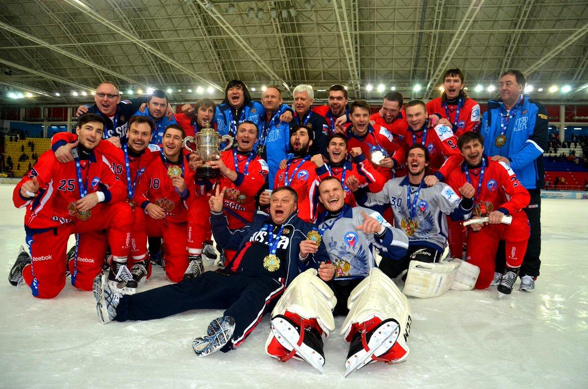 Дирекция по подготовке кчемпионату мира по хоккею с мячом в иркутске объявила о на создание песни