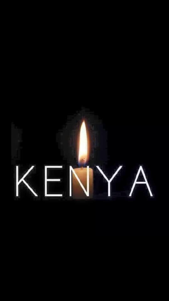 #PrayForKenya