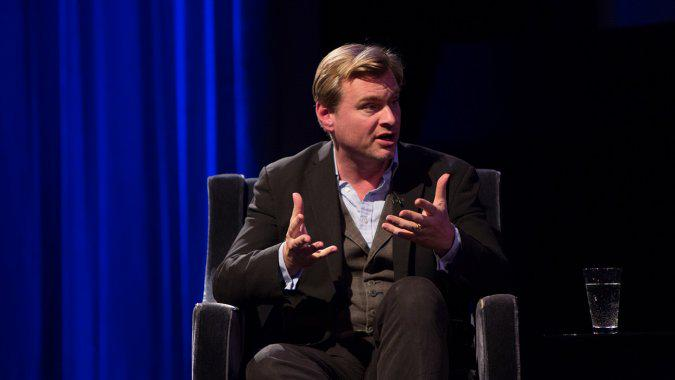 ICYMI: Christopher Nolan Talks