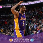 Wayne Ellington celebrating a 20-point night in his hometown of Philadelphia is our @budlight Moment of the Week