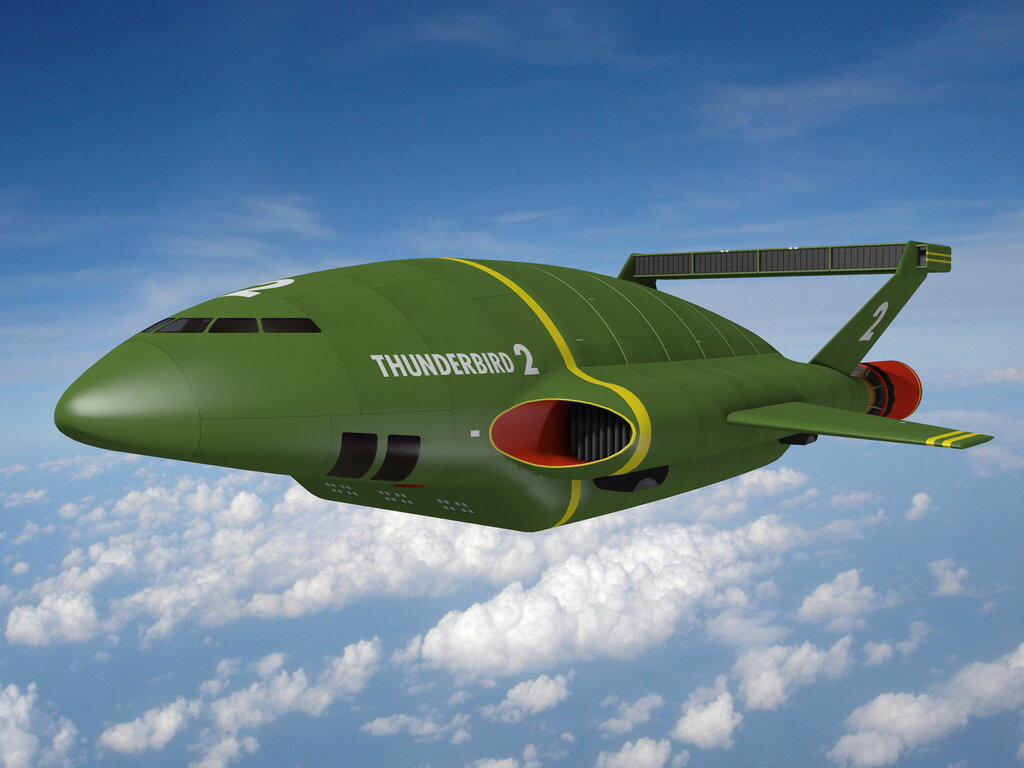 Ok, who else will admit to sitting watching the new #ThunderbirdsAreGo 5-4-3-2-1 FAB