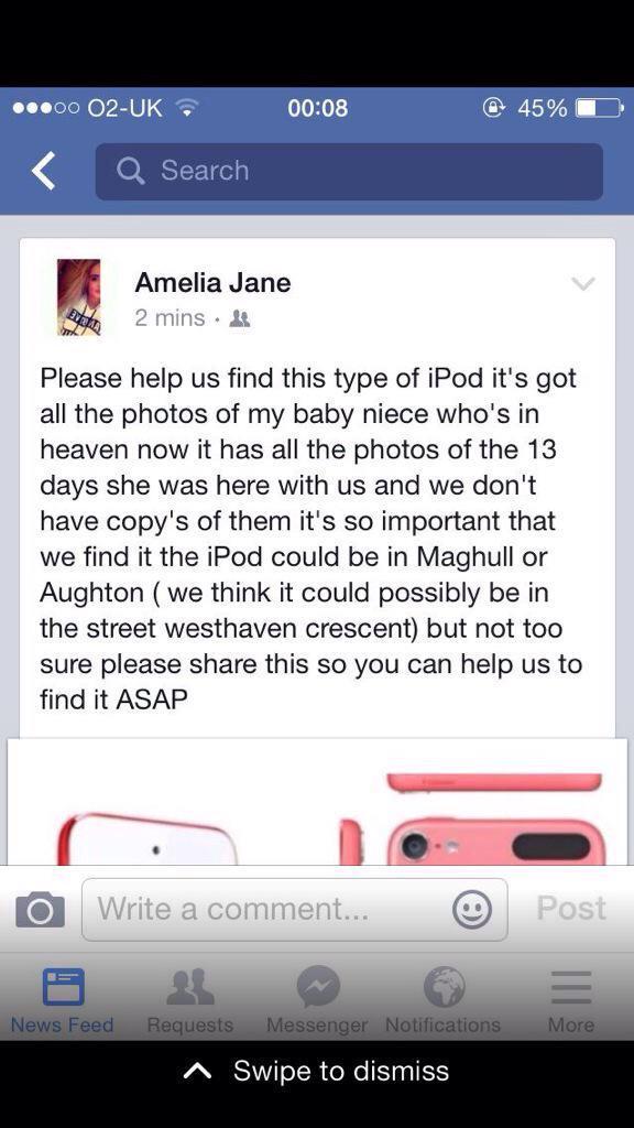 Please help this poor family @rossie7dj @Ameliajaneoxo @KimCattrall @Robbie9Fowler @alanrog3 @LFC @LuisSuarez9 http://t.co/dbkKbb7as0