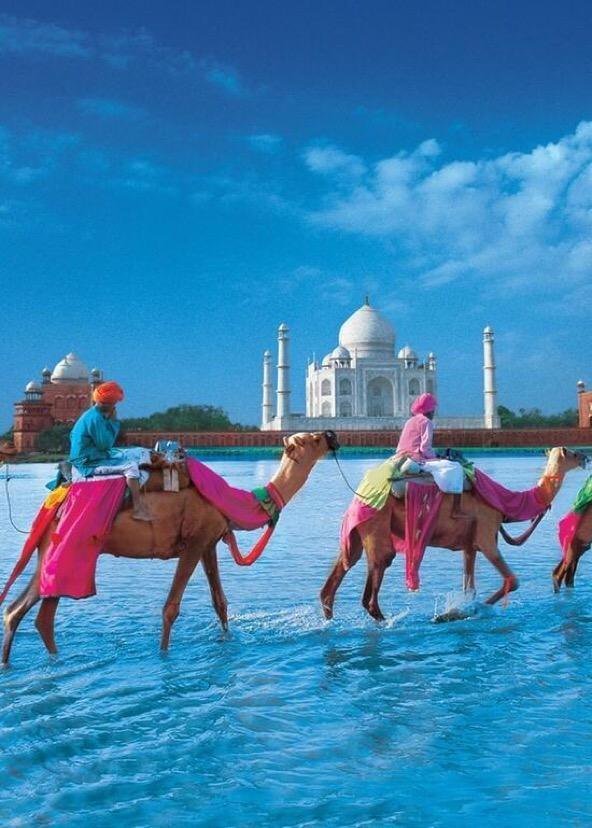 Taj Mahal, India 😍❤️👌😍 http://t.co/VEFllz99yC
