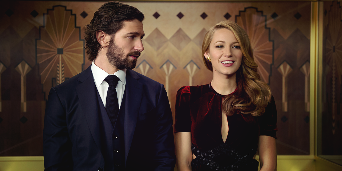 Somewhere in time… True love is waiting. Discover a timeless love story, The @AgeOfAdaline in theaters 4/24! #Adaline http://t.co/4QEKyCWcEv