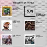 The nominees for Best Album of the Year are: Beatenberg Cassper Nyovest K.O Ringo Madlingozi The Soil #SAMAXXI http://t.co/IqEF7GuJK5