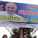 #Bolivia expondrá demanda marítima ante el Vaticano http://t.co/g7vikSewol http://t.co/IXR7Div6m2