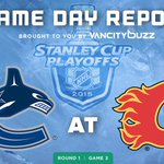 """#Canucks vs #Flames Game 3 Preview: Entering the """"C of Red"""" http://t.co/mK1wwUOyCs http://t.co/i3bKNhjDxH"""