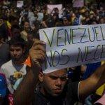 """Lorenzo M: """"Venezuela nos necesita"""", la solución no es irse del país, debemos luchar aquí por nuestra libertad. http://t.co/rmJgmOYYch"""