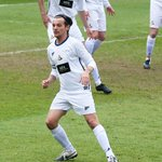 #HQ | Louis playing on the field at the Keepmoat Stadium. (4/19/15) #4 http://t.co/Tq3EI9KQfx
