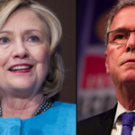 GOP 2016-ers take aim at Hillary rather than each other http://t.co/WMDsCMpCKg http://t.co/0ptfmjWxrF