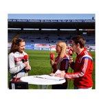 FCB - Jena (2:1) Die @FCBfrauen erobern Platz 2 zurück & sind weiter im Rennen um den Titel! 2 Spiele noch #packmas http://t.co/JMpZwomgu5