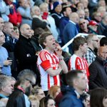GALLERY: Anyone you know? Fans and action from @stokecity v @SouthamptonFC: http://t.co/w1WhkucXe2  #Sentinel #SCFC http://t.co/XnKJG1E3Fn