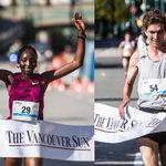 Congratulations to our 2015 @VancouverSunRun winners Risper Gesabwa & Luke Puskedra. http://t.co/CR8fT4TTrB http://t.co/Ma4Qs66vpx