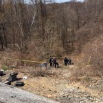 Anthropologist trying to determine how old person was and how long they were there. #ROC @News_8 http://t.co/jlb4p1WUt4