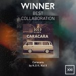#BestCollaboration The SAMA goes to @mrcashtime and @kidXsa Download album on iTunes http://t.co/XfDikWdTcf #SAMAXXI http://t.co/ZzYdM1W2ID