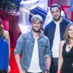 Semi-finals!! And that means some fancy footwork in the group performance. #VoiceOfIreland @RTETheVoice http://t.co/hIg0SLszlU