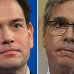 Relationship sours between Bush and Rubio as GOP primary heats up http://t.co/PS2x0YnExi http://t.co/Tyv3CfLnZR