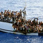 Italy in 2014 rescued 100K migrants at sea. EU took over in 2015 & heartlessly rescued only 5K http://t.co/A4oCvnqI3n http://t.co/biwqEKQSEE