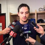 """""""Emotions are riding high, but its a new game and weve moved on from Game 2. It should be a fun night"""" - Sbisa http://t.co/etngdjwj51"""