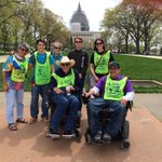 Having a great time @NationalADAPT FUN RUN #DC w/ great advocates & families in the movement! #LEADON http://t.co/TKncCABlX0