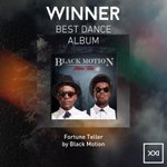 #BestDanceAlbum The SAMA goes to @black_motion Download album on iTunes http://t.co/XfDikWdTcf #SAMAXXI http://t.co/8keb2J4F3l